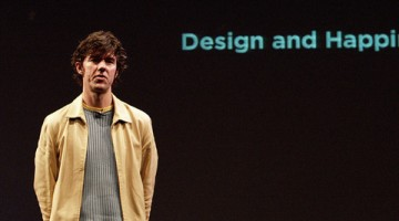 Stephen Sagmeister: Happiness by Design